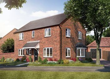 "Thumbnail 4 bed detached house for sale in ""The Gloucester"" at Broughton Road, Banbury"