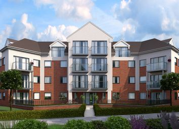 Thumbnail 2 bed flat for sale in Flat 4 Block G Britannia Gate, Kempston Road, Bedford