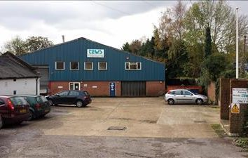 Thumbnail Warehouse for sale in 34 Lavant Street, Petersfield, Hampshire