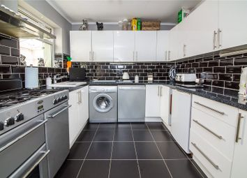 Thumbnail 3 bedroom terraced house for sale in Newnham Close, Twydall, Gillingham, Kent