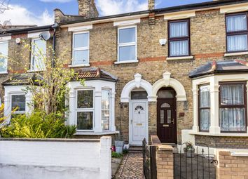 Thumbnail 2 bedroom terraced house for sale in Balmoral Road, London