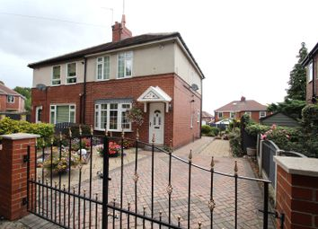 Thumbnail 2 bed semi-detached house for sale in Doncaster Road Estate, Ackworth, Pontefract, West Yorkshire