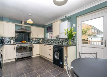 Thumbnail 3 bed terraced house for sale in Lenside Drive, Bearsted, Kent
