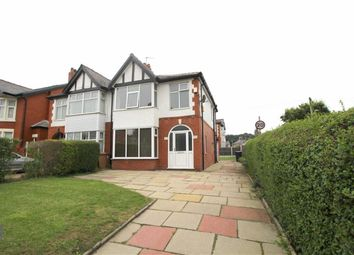 Thumbnail 3 bed semi-detached house for sale in Garstang Road, Fulwood, Preston