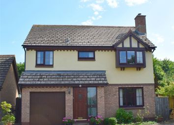 Thumbnail 4 bed detached house for sale in Newton Poppleford, Sidmouth, Devon