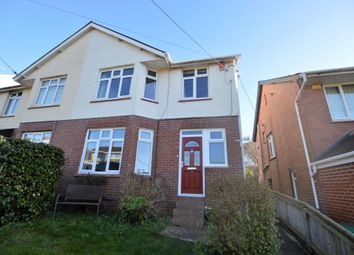 Thumbnail 4 bed semi-detached house for sale in Deep Lane, Crediton, Devon