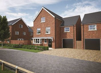 "Thumbnail 4 bed property for sale in ""The Notley"" at Church Lane, Stanway, Colchester"