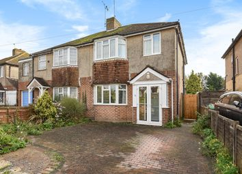 Thumbnail 3 bed semi-detached house for sale in Church Lane, Bersted, Bognor Regis