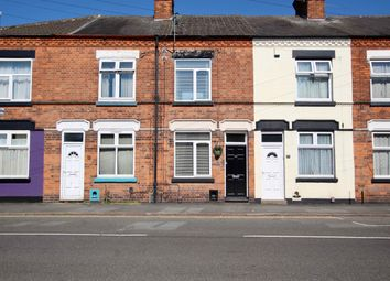 Thumbnail 2 bed terraced house for sale in Countesthorpe Road, Wigston