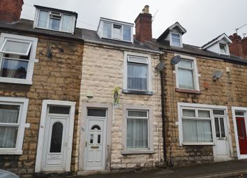Thumbnail 3 bed terraced house to rent in Charles Street, Mansfield Woodhouse, Mansfield