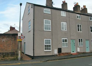 Thumbnail 2 bed town house for sale in Park Street, Neston