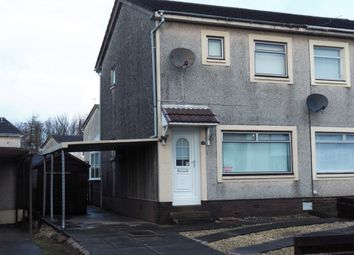 Thumbnail 2 bed semi-detached house for sale in 19 Cathkin Place, Kilwinning