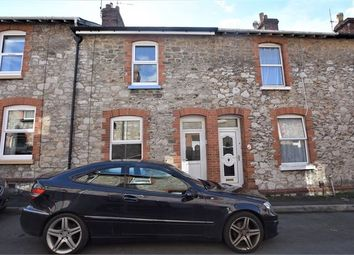 Thumbnail 2 bedroom terraced house to rent in Pomeroy Road, Newton Abbot, Devon.