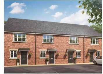 Thumbnail 2 bed mews house for sale in Haldene Road, Macclesfield