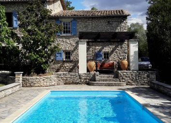 Thumbnail 4 bed property for sale in Quissac, France