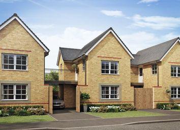 """Otley"" at Fen Street, Brooklands, Milton Keynes MK10. 1 bed semi-detached house for sale"