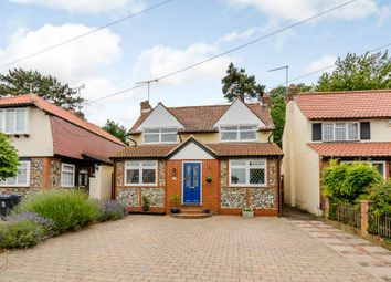 Thumbnail 2 bed detached house for sale in Church Walk, Sawbridgeworth, Hertfordshire