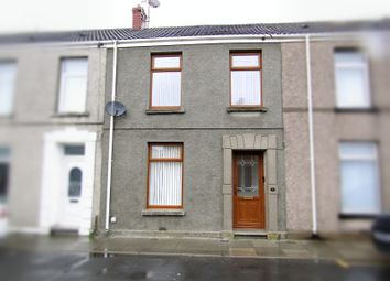 Thumbnail 3 bed terraced house for sale in Copperworks Road, Llanelli, Carmarthenshire.