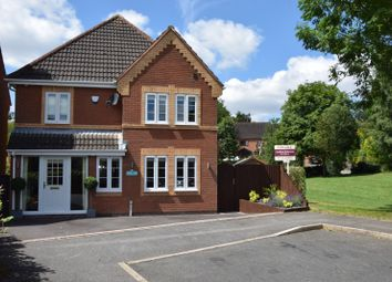 Thumbnail 4 bed detached house for sale in Rydal Gardens, Ashby De La Zouch