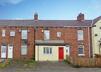Thumbnail 1 bed flat for sale in Catherine Terrace, Stanley, Durham