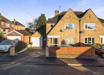 Thumbnail 3 bedroom semi-detached house for sale in Dulverton Road, Melton Mowbray