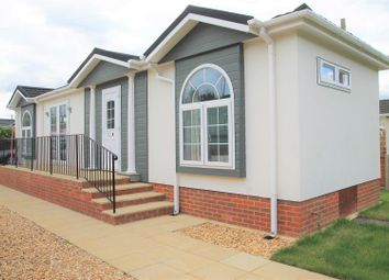 Thumbnail 2 bed mobile/park home for sale in Cranbourne Hall Park, Winkfield, Windsor