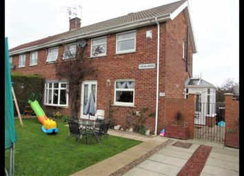 Thumbnail 3 bed semi-detached house for sale in Viewlands, Ashington