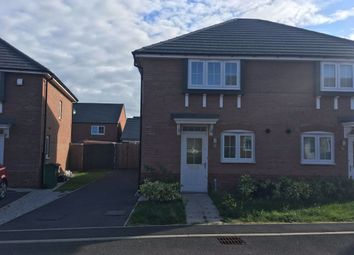 Thumbnail 3 bed property to rent in Goldworkings Crescent, Glenfield, Leicester