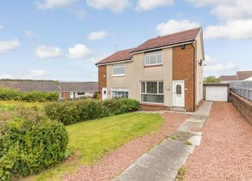 Thumbnail 2 bed semi-detached house for sale in Millersneuk Crescent, Millerston, Glasgow, North Lanarkshire