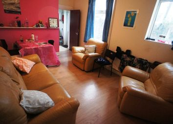 Thumbnail 5 bed terraced house to rent in Llandough Street, Cathays, Cardiff.