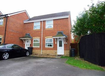 Thumbnail 1 bedroom semi-detached house to rent in Ludlow Close, Newbury