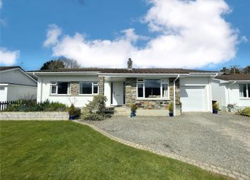 Thumbnail 4 bed bungalow for sale in Normans Way, St. Tudy, Bodmin