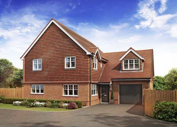 Thumbnail 4 bed detached house for sale in Hyde End Road, Berkshire