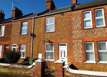Thumbnail 3 bedroom terraced house for sale in Hunstanton, Kings Lynn, Norfolk