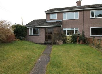 Thumbnail 4 bed semi-detached house for sale in 1 Little Sandhill, Kirkoswald, Penrith, Cumbria