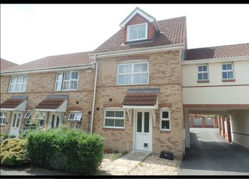 Thumbnail 3 bed terraced house for sale in Jessica Crescent, Southampton