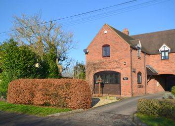 Thumbnail 4 bed link-detached house for sale in Gilberts End, Hanley Castle, Worcester