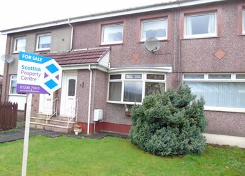 Thumbnail 2 bed terraced house for sale in Main Street, Caldercruix, Airdrie, North Lanarkshire