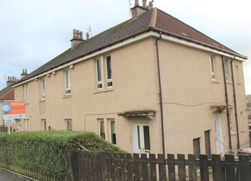 Thumbnail 2 bed flat for sale in Barlandfauld Street, Kilsyth, Glasgow