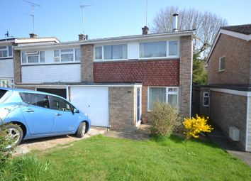Thumbnail 3 bed semi-detached house to rent in Sandford Close, Wivenhoe, Colchester