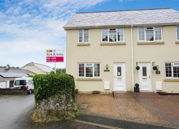 Thumbnail 3 bed semi-detached house for sale in Valentine Row, Callington