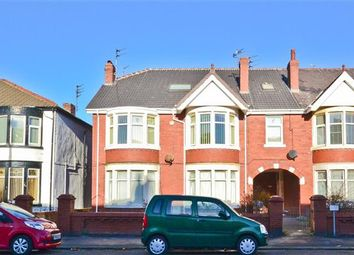 Thumbnail 4 bedroom maisonette for sale in Watson Road, Blackpool