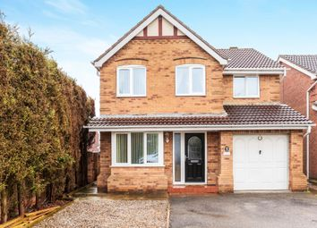 4 bed detached house for sale in Chestnut Close, Featherstone, Pontefract WF7