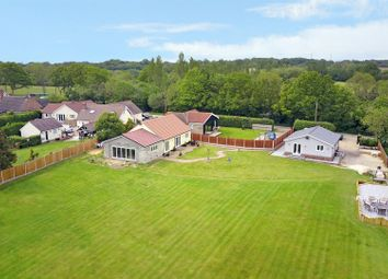 Thumbnail 4 bed detached bungalow for sale in Lower Stock Road, West Hanningfield, Chelmsford