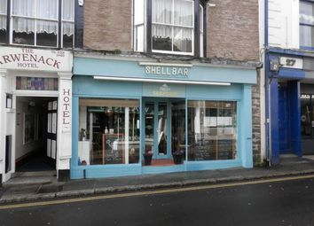 Thumbnail Restaurant/cafe for sale in Shell Bar, 27, Arwenack Street, Falmouth