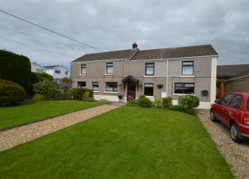 Thumbnail 4 bed cottage for sale in Waterloo Road, Capel Hendre, Ammanford