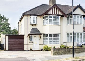 Thumbnail 3 bed semi-detached house for sale in Shrubbery Gardens, Winchmore Hill