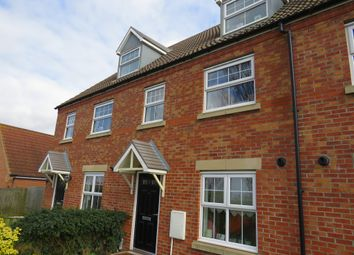 Thumbnail 3 bed terraced house for sale in Frome Walk, Spalding
