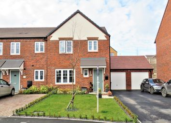 Meadow Way, Tamworth B79. 3 bed semi-detached house for sale