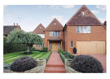 Thumbnail 7 bed detached house to rent in Clive Road, Esher